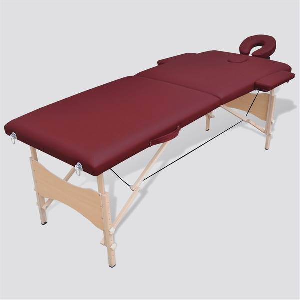 table de massage fabrication allemande