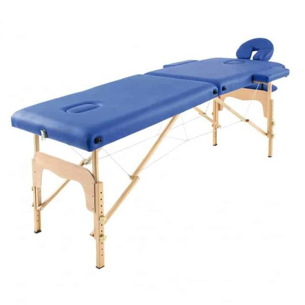 table de massage reglable