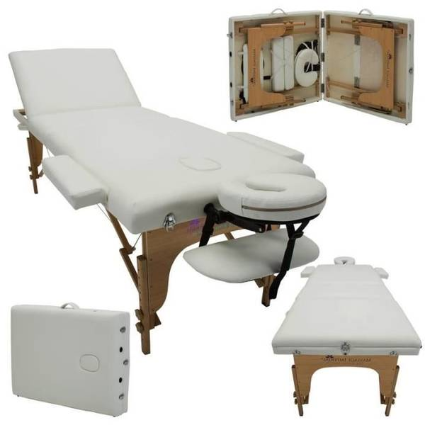 table de massage kingpower