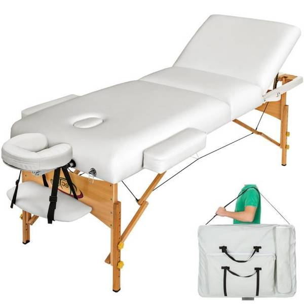 table massage electrique occasion