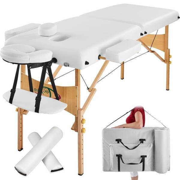 table de massage pliante aluminium