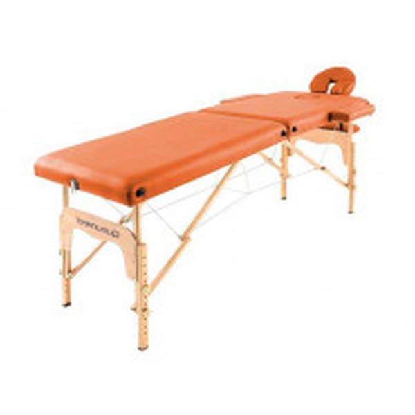 table de massage pliante bois