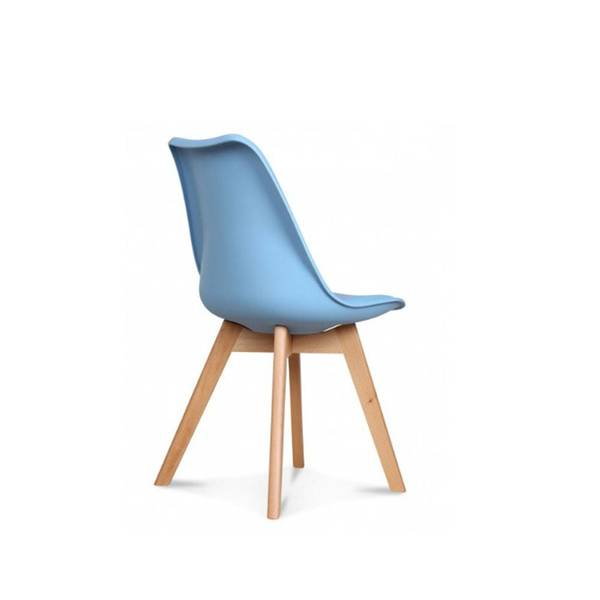 chaise scandinave grise ikea