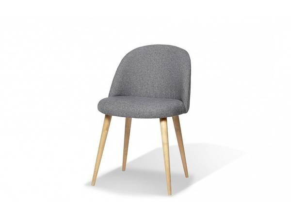 chaise scandinave jaune but